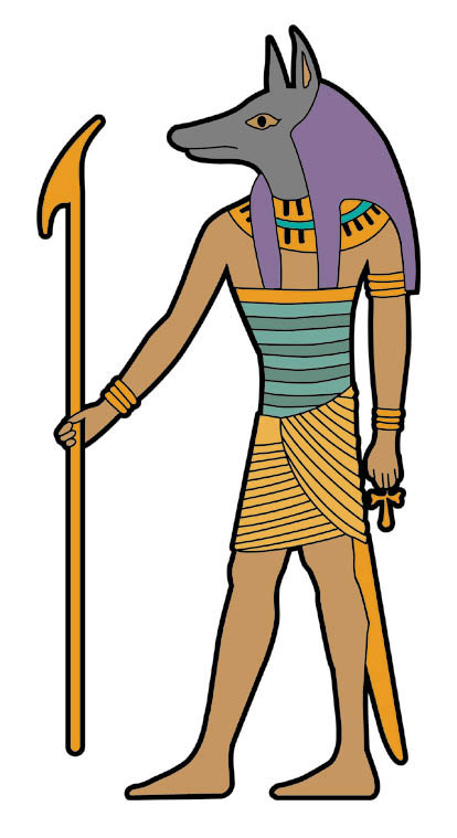 Hieroglyphs clipart egyptian god #13