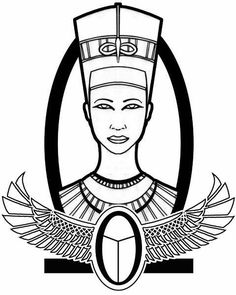 Egyptian Queen clipart egyptian woman Search queen cleopatra Google EGYPT
