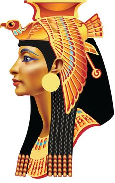 Egyptian Queen clipart egyptian woman Яндекс Soloveika Plants на Papyrus