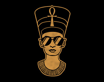 Egyptian Queen clipart Sizes Etsy Plus African shirt