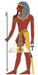 Hieroglyphs clipart real Past Whimsy Clipart People Egyptians