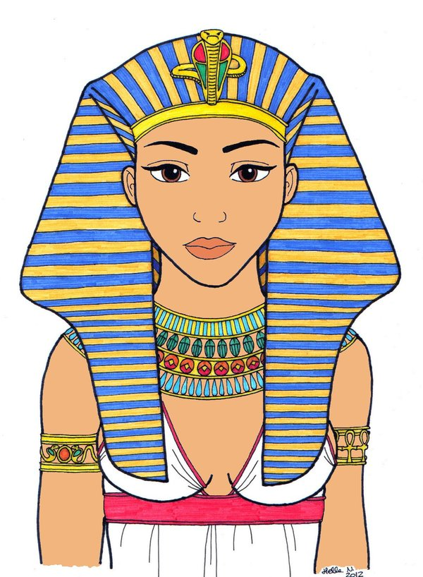 Egyptian Queen clipart found Hatshepsut Queen Children's  Egyptian