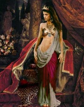 Egyptian Queen clipart greek woman Princess of of Princess Jezebel