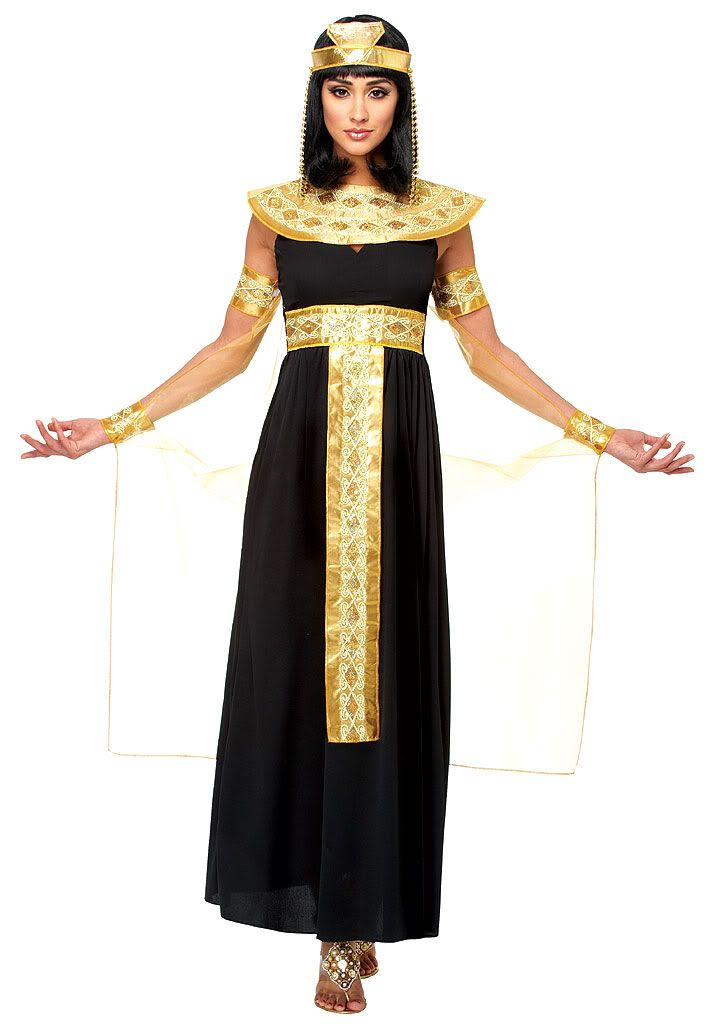Egyptian Queen clipart greek woman Egyptian eBay queen Cleopatra Costumes