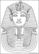 Egyptian Queen clipart black and white King on A 131 school