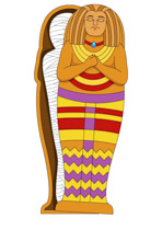 Ancient clipart egyptian mummy Clipart Ancient clipart of pharaoh