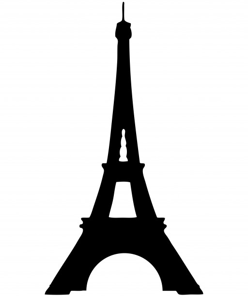 Eiffel Tower clipart #9