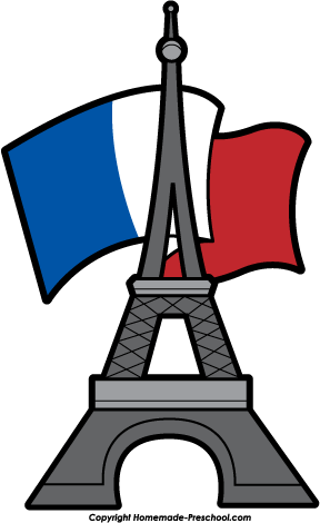 Eiffel Tower clipart #3