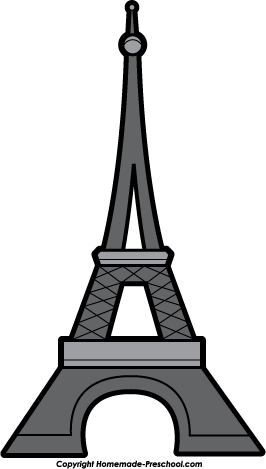 Eiffel Tower clipart #5
