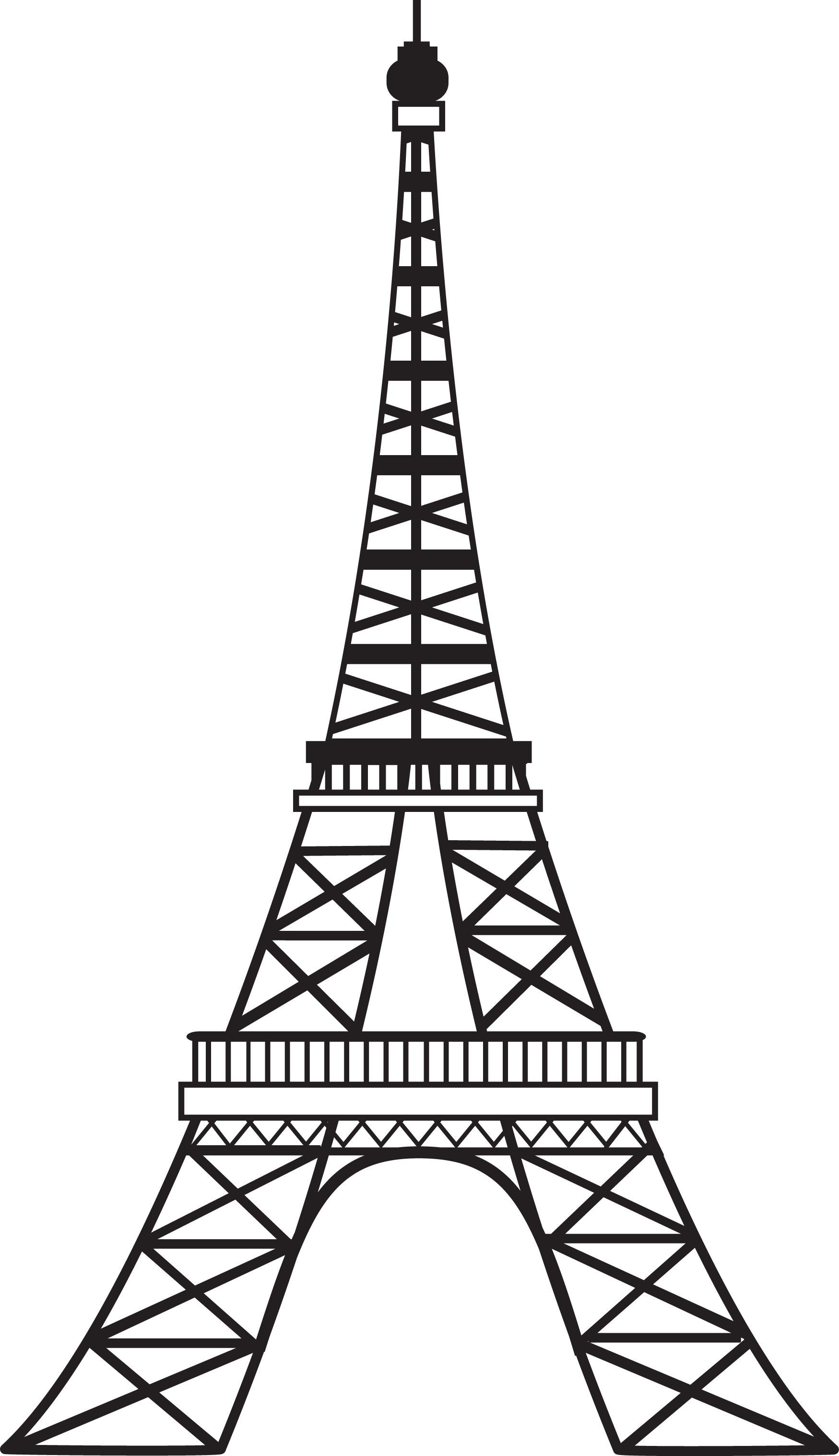Eiffel Tower clipart #15