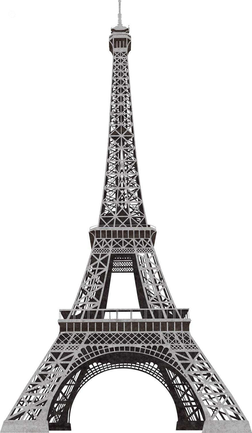 Eiffel Tower clipart #7