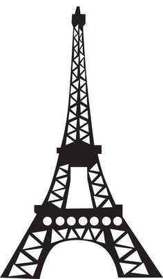 Eiffel Tower clipart #6