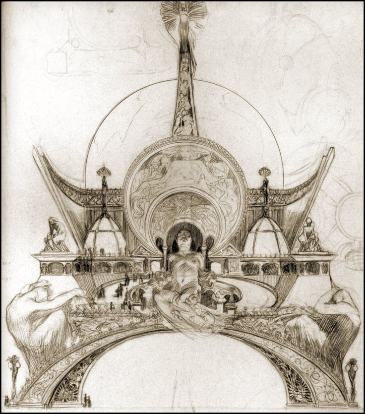 Eiffel Tower clipart paris wallpaper And on this Artist: Mucha