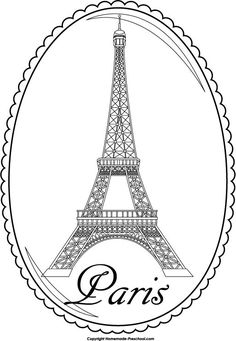 Eiffel Tower clipart vintage ClipArt tower Tower eiffel Pictures