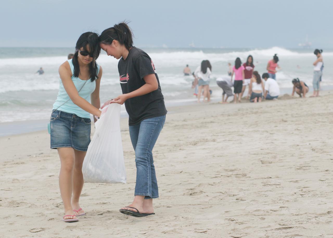 Eiland clipart beach cleanup Hunt Bargain Beachfront green HGTV
