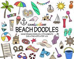 Eiland clipart beach cleanup Pack Fruit Beach file Drawn