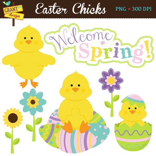 Eiland clipart cute 16 Easter & Easter on