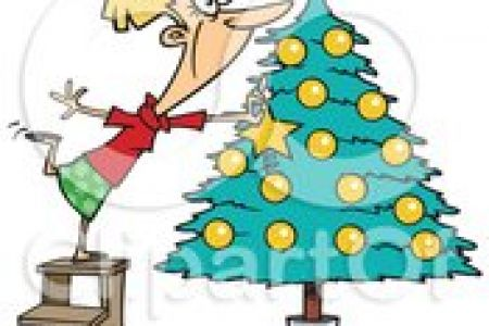 Electrical clipart christmas #4