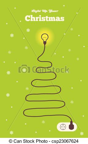 Electrical clipart christmas #5