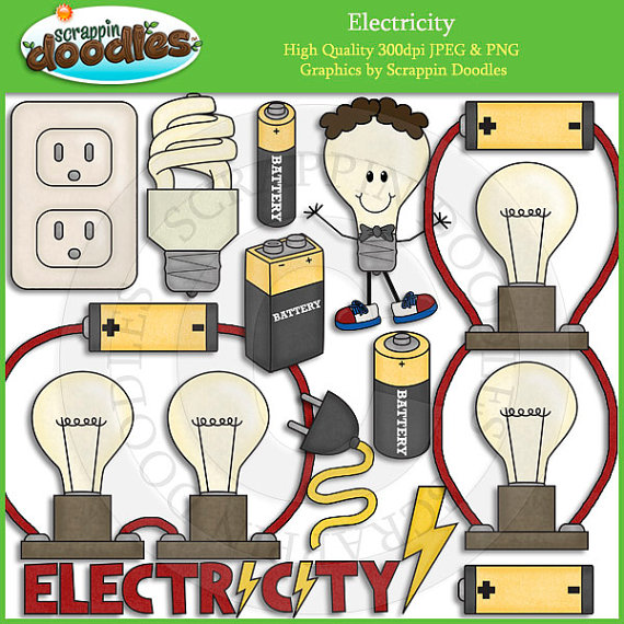 Electrical clipart christmas #6