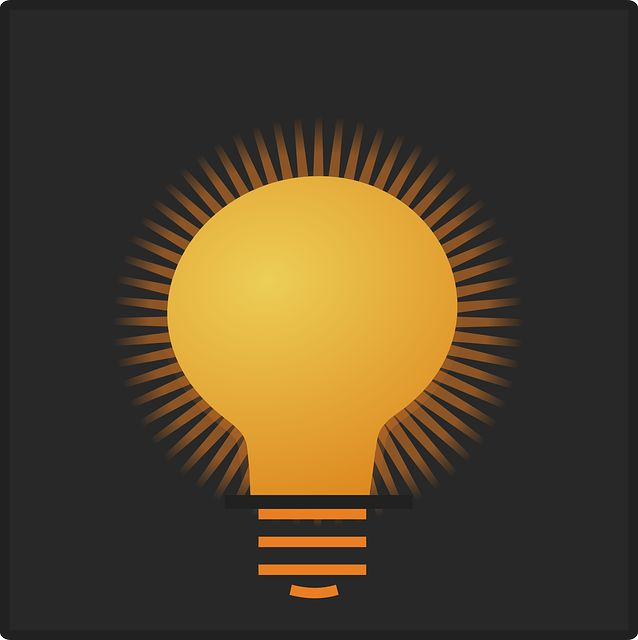 Bright clipart electric bulb Electrical images bulbs Light Free