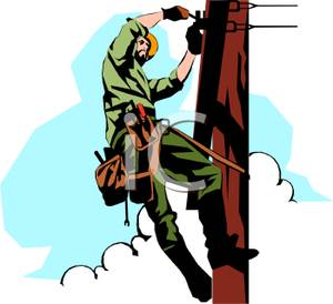 Electrical clipart electric pole Images Panda Electrician electrician%20clipart 20clipart