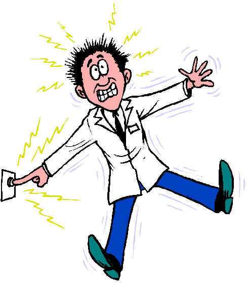 Electrical clipart electric shock You shock you ever Electric