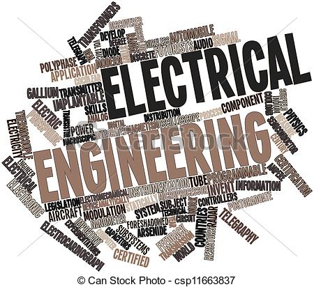 Electrical clipart electrical engineering #8