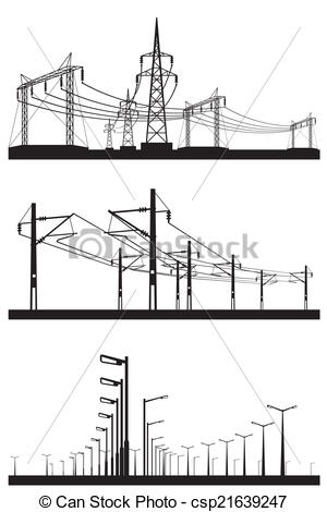 Electrical clipart electrical installation Illustration installations Vector Electrical of