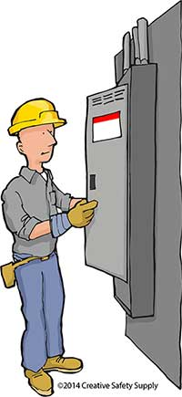 Electrical clipart electrical panel #9