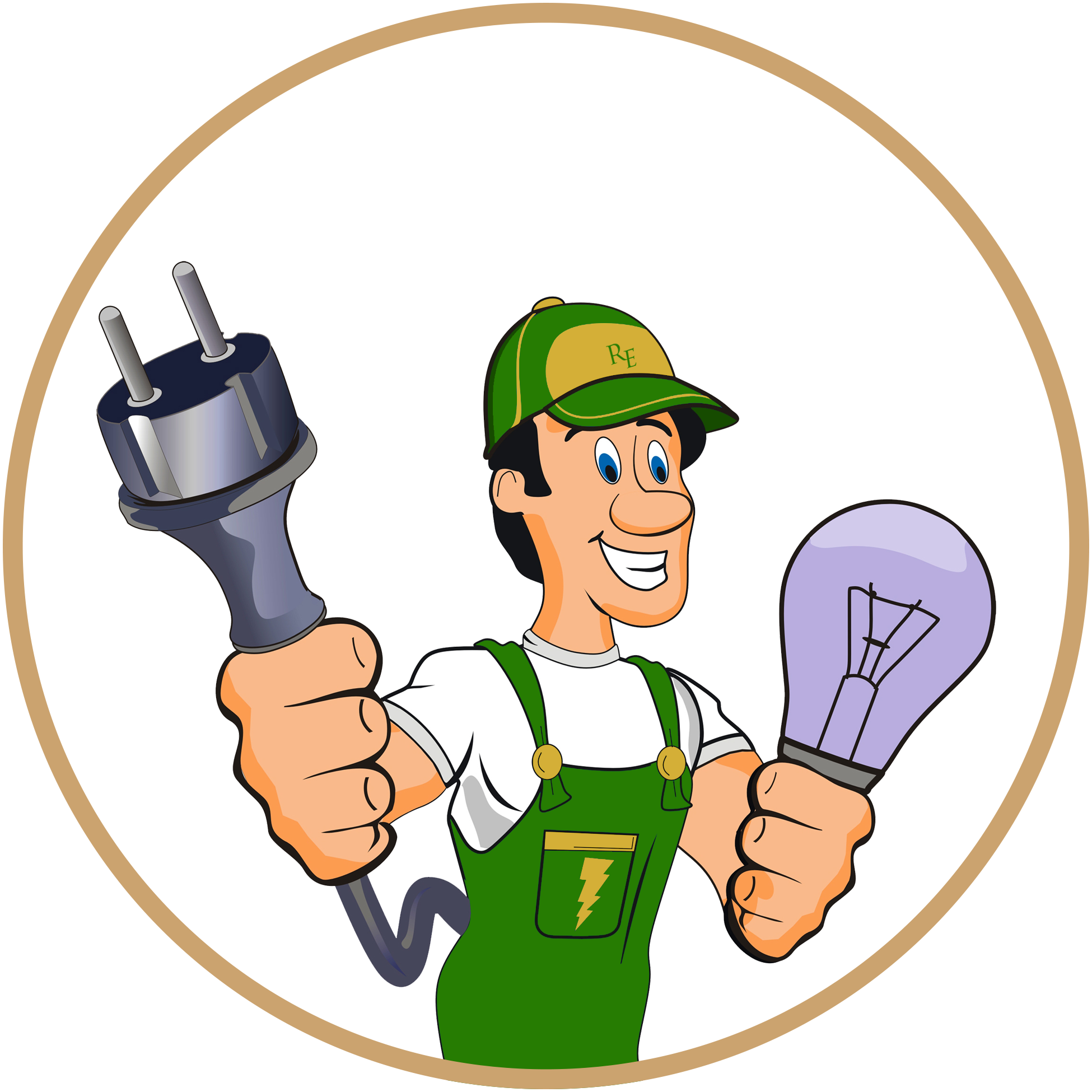 Electrical clipart electrical work #13