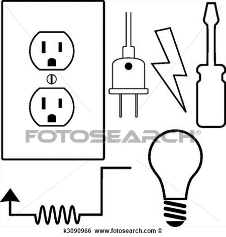 Electrical clipart electrician Art Of  Collection Electrical
