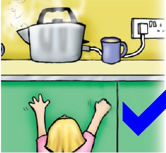 Electrical clipart for kid Off Gas in out and