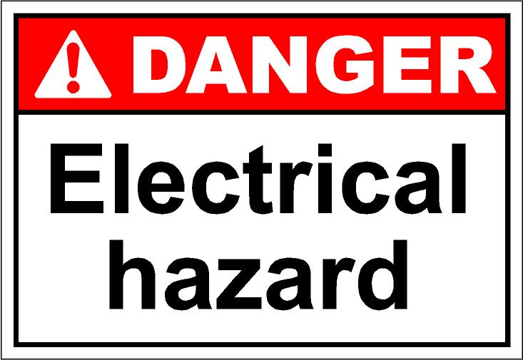 Danger clipart hazard Download Clipart Art SAi on