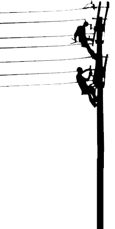 Electrical clipart lineman Powerlineman Linemen Linemen Powerlineman Built