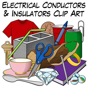 Electrical clipart physic Art Insulators and Electrical Art
