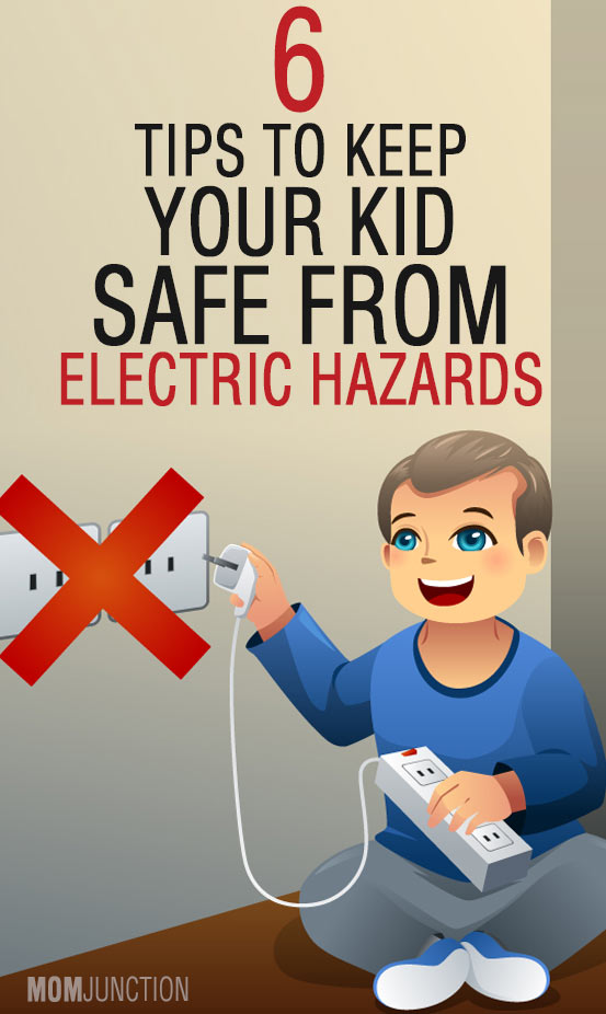 Electrical clipart safety rule Safety  Tips Kids Teaching