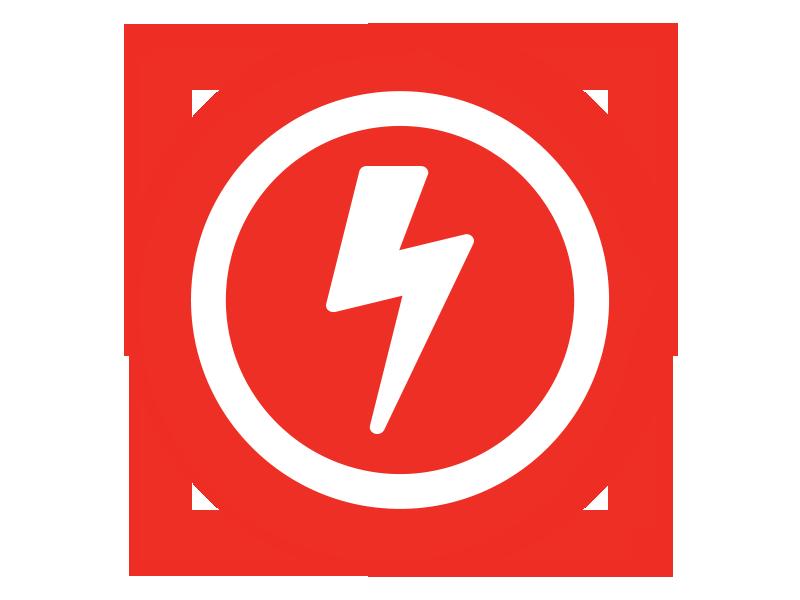 Electrical clipart thunderbolt Thunderbolt Classes (NEC) Code National