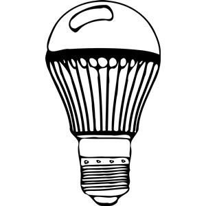 Bulb clipart led bulb Cliparts Clipart on clipart LED