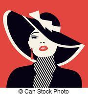 Beautiful clipart diva  (14) design elegance illustrations