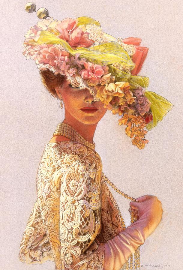 Elegance  clipart elegant woman Victorian Lady Lady Elegance Victorian