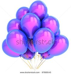 Elegance  clipart party Emotions Balloons Clipart  colored