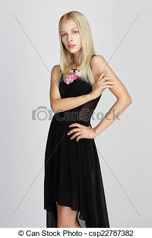 Elegance  clipart sophisticated lady Pictures Dress in Evening