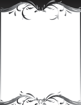 Elegance  clipart top page border Border this decorated decorated elegant