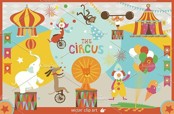 Element clipart circus Clip clip The ~ Creative