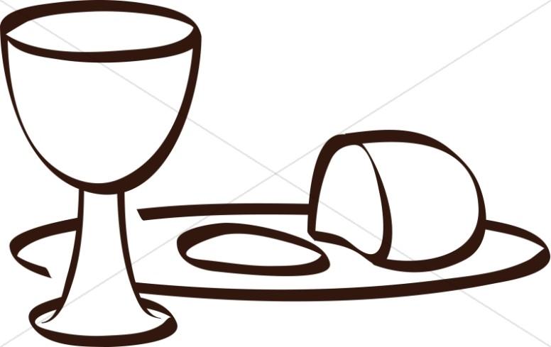 Grape clipart communion chalice Eucharist Elements Communion Majestic Clipart