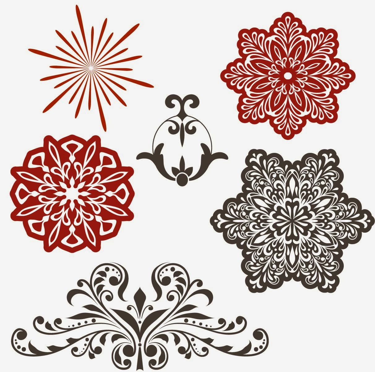 Element clipart decorative Decorative free elements Cliparts Free