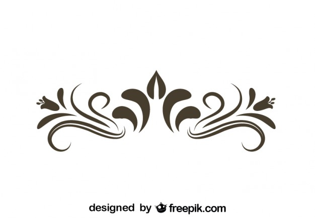 Element clipart decorative Decorative free floral (41+) Elements