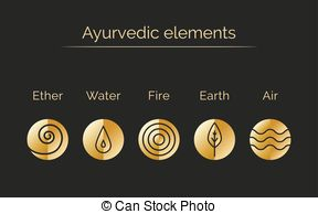 Element clipart fire and water Water Ayurveda Clipart IllustrationsSee fire