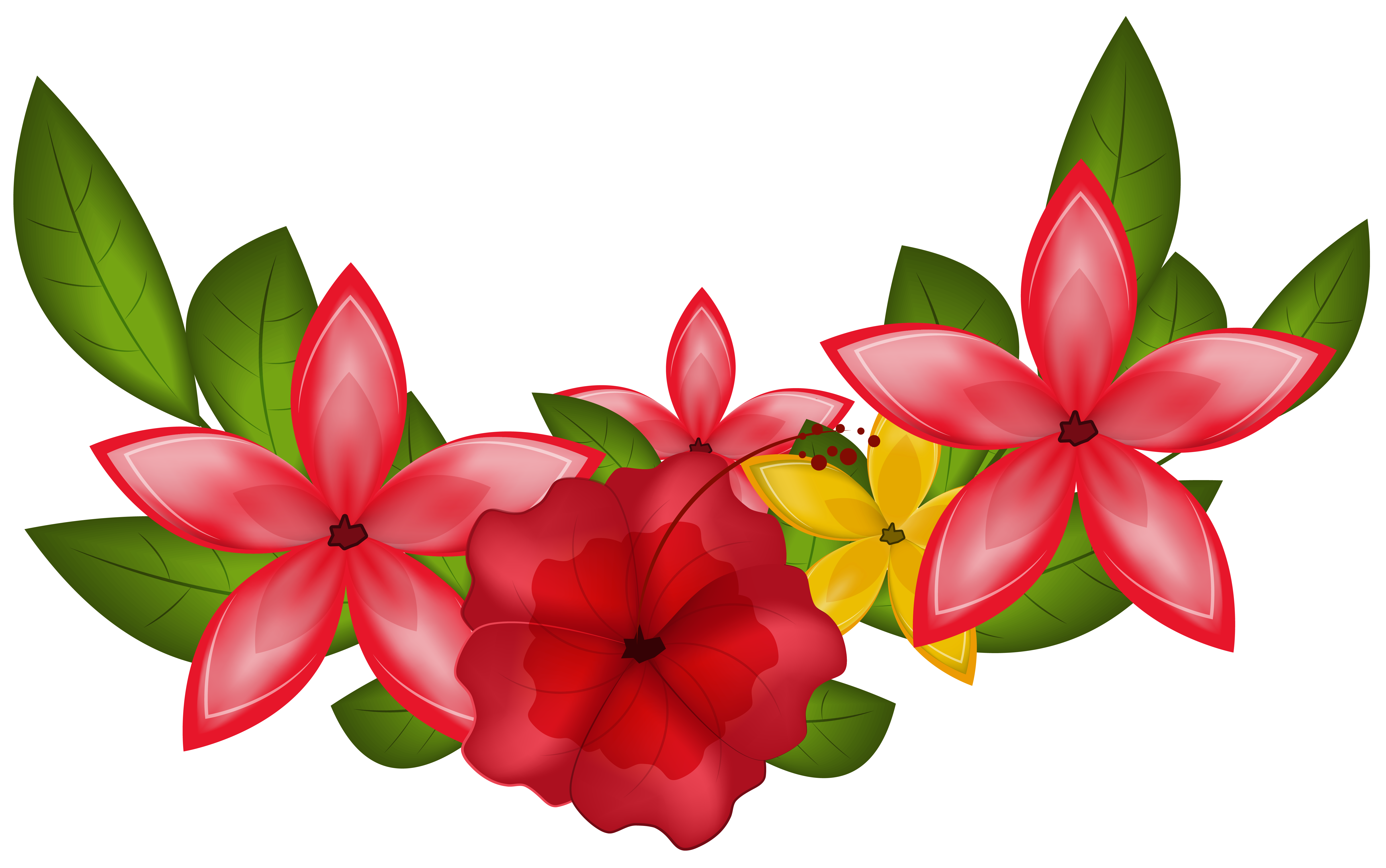 Element clipart floral decoration Clipart Decoration full Gallery Floral